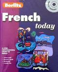 Berlitz French Today CD - Berlitz Publishing - Compact Disc - CD & BOOK