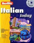 Berlitz Italian Today: A Lively Conversational Course in Italian (Berlitz Today)
