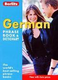 Berlitz German Phrase Book