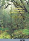 Guide to the Convention on Biological Diversity