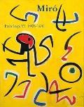 Joan Miró : Catalogue Raisonné, Paintings