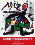 Joan Miro, Litografo, 1976-1981