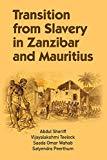 Transition from Slavery in Zanzibar and Mauritius