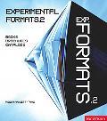 Experimental Formats 2: Books, Brochures, Catalogs
