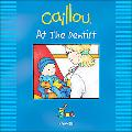 Caillou, at the Dentist