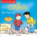 Caillou Farm Animals