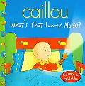 Caillou: What's That Funny Noise?