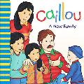 Caillou: A New Family (Big Dipper)