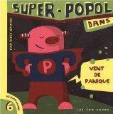 Super-Popol dans vent de panique (French Edition)
