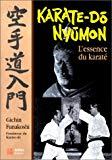 Karaté-do nyumon : l'essence du karaté
