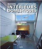 Maison contemporaine (French Edition)