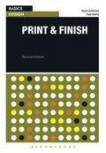 Basics Design: Print and Finish
