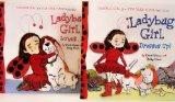 Ladybug Girl Dresses Up / Ladybug Girl Loves ... - 2 Board Book Set