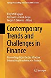 Contemporary Trends and Challenges in Finance: Proceedings from the 3rd Wroclaw Internationa...