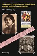 Scrapbooks, Snapshots and Memorabilia : Hidden Archives of Performance