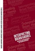Interpreting Brian Harris : Recent Developments in Translatology