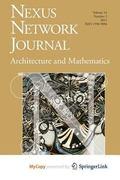 Nexus Network Journal 14,1 : Architecture and Mathematics