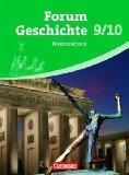 Forum Geschichte 9./10. Schuljahr. Schlerbuch. Gymnasium Niedersachsen