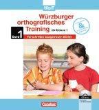 WorT - Wrzburger orthografisches Training 1.-4. Schuljahr 01: Verschriften lautgetreuer Wrter