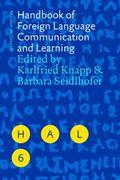 Handbook of Foreign Language Communication (Handbooks of Applied Linguistics)