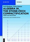 Algebra in the Stone-Cech Compactification : Theory and Applications