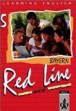 Learning English. Red Line 5. New. Schlerbuch. Bayern