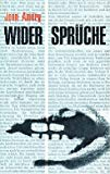 Widerspruche by Jean Amery and Jean Amâery (1971, Book)