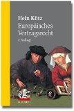 Europaisches Vertragsrecht (Mohr Lehrbuch) (German Edition)