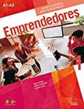 Emprendedores 1: Curso de español para profesionales / Kurs- und Arbeitsbuch
