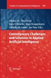 Contemporary Challenges and Solutions in Applied Artificial Intelligence (Studies in Computa...
