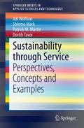 Sustainability Through Service : Perspectives, Concepts and Examples