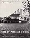 Bauwerke Fuer Kunst, Erziehung Und Wissenschaft (Berlin Und Seine Bauten) (German Edition)