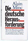 Die deutsche Herausforderung