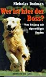 Wer ist hier der Boss? Der Umgang mit eigenwilligen Hunden.