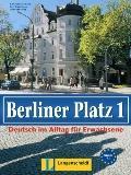 Berliner Platz 1: Deutsch Im Alltag Fuer Erwachsene, Vol. 2
