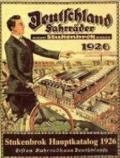 Stukenbrok - Illustrierter Hauptkatalog 1926