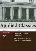 Applied Classics: Comparisons, Constructs, Controversies (Heidelberger Althistorische Beitra...