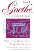 Goethe, Johann Wolfgang Von - Collected Works: Wilhelm Meister's Apprenticeship
