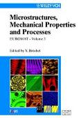 Microstructures, Mechanical Properties and Processes Computer Simulation and Modeling