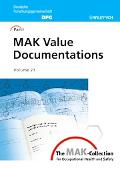 MAK-Collection For Occupational Health and Safety MAK Value Documentations