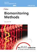 Mak-Collection for Occupational Health And Safety Biomonitoring Methods
