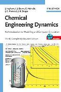 Chemical Engineering Dynamics An Introduction to Modelling and Computer Simulation