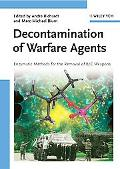 Decontamination of Warfare Agents