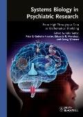 Systems Biology in Psychiatric Research: From High-Throughput Data to Mathematical Modeling