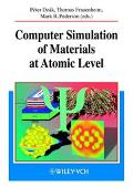 Computer Simulation of Materials at Atomic Level