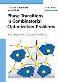 Phase Transitions In Combinatorial Optimization Problems Basics, Algorithms And Statistical ...