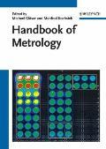 Handbook of Metrology