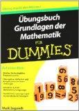 Ubungsbuch Grundlagen Der Mathematik Fur Dummies