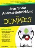 Java Fur Android-Entwickler Fur Dummies