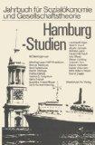 Hamburg-Studien (Jahrbuch fr Sozialkonomie und Gesellschaftstheorie) (German Edition)